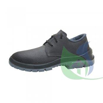 Sapato Cadarço C/ Bico Polipropileno N38 - IMBISEG