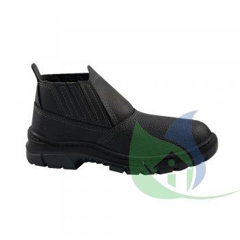 Bota Elástico Solado PU C/ Bico Aço N45 - IMBISEG