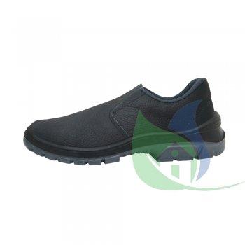 Sapato Elástico Cano Curto C/ Bico Aço N37 - IMBISEG
