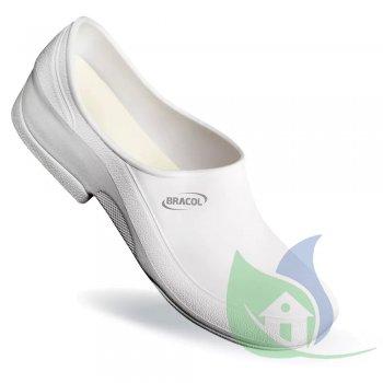 Sapato Antiderrapante Flip Branco N36 PVE