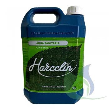 Água Sanitária  5L - Harcclin