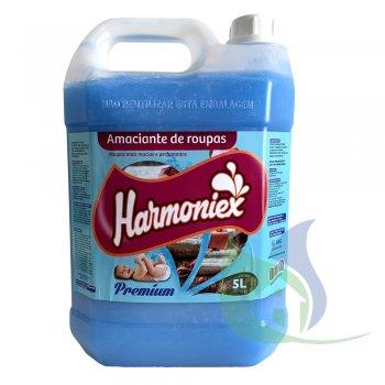 Amaciante de Roupas Blue PREMIUM 5 Litros - Harmoniex