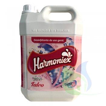 Desinfetante Talco 5L - Harmoniex