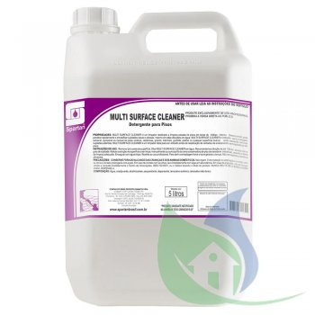 Detergente MULTI SURFACE CLEANER - Galão 5L - SPARTAN