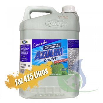 Desinfetante Azulim DiluÍvel 1:85 - Gl 5L - Lavanda - Start