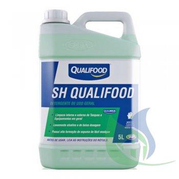 SH Qualifood Detergente Baixo Alcalino 5L - Start