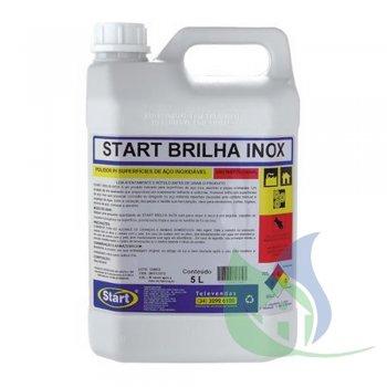 Brilha Inox Azulim 5L - Start