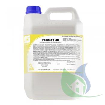 Desinfetante Hospitalar PEROXY 4D 5L - SPARTAN