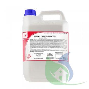Peroxy Protein Remover - Desinfetante Desengordurante - 5 Litros - Spartan