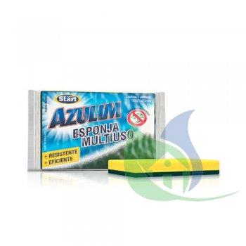 Esponja Duplaface Multiuso AZULIM - Verde/Amarela
