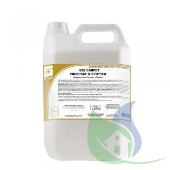 SSE Carpet Removedor de Manchas Tecidos - 5 litros - Spartan