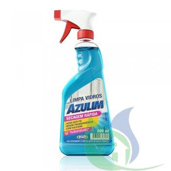 Limpa Vidros Spray AZULIM 500ml - START