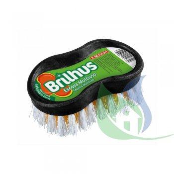 Escova Plástica BRILHUS Multiuso - SUPERPRO
