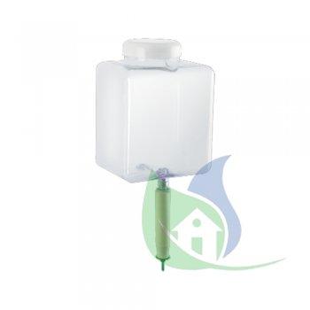 Reservatório Plástico P/ Sabonete Líquido 700ml - SUPERPRO