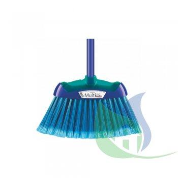 Vassoura Multiuso Pro Azul - SUPERPRO