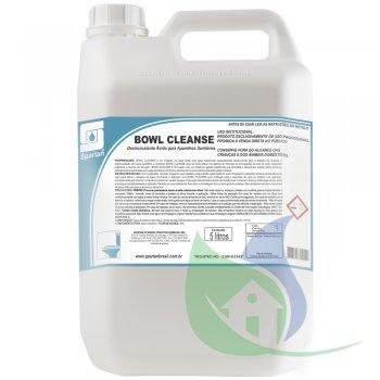 BOWL CLEANSE - Deterg Desincrustante - GL 5L - SPARTAN
