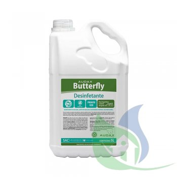 Desinfetante BUTTERFLY Lavanda 5L - AUDAX CO.