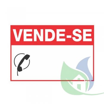 250CN - Placa Em PVC 20X30cm Vende-se - SINALIZE
