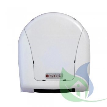 Dispenser Papel Higiênico Rolão Branco - EXACCTA