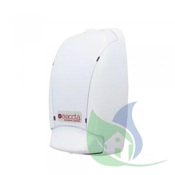 Dispenser Sabonete Cremoso P/ Refil Branco - EXACCTA