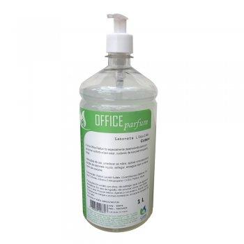 Sabonete Líquido Office Parfum 1L COTTON - CASA JAGUAR