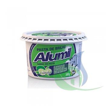 Pasta De Brilho Limão 500g ALUMIL - START