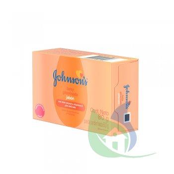 Sabonete Baby Glicerinado 80g - JOHNSON & JOHNSON