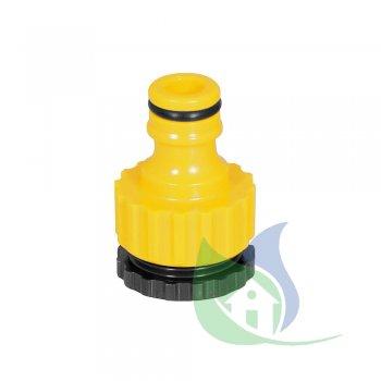 Conector Fêmea para Engate Rápido 1/2 Em Plástico - VONDER