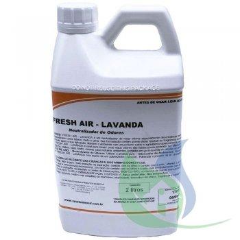 FRESH AIR LAVANDA - Neutralizador De Odores - Frasco De 2L - SPARTAN