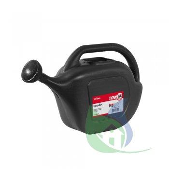 Regador Plástico Preto 10L - NOVE54