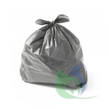 Sacos Para Lixo Cinza 200L P55 Pacote Com 35 Un - ROGEVA