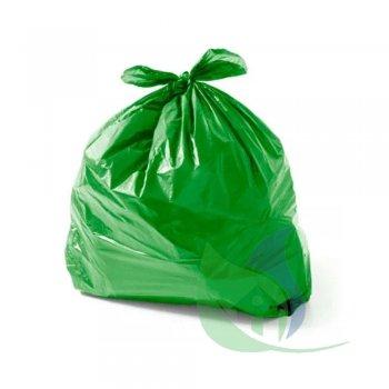 Sacos Para Lixo Verde 200L P55 Pacote Com 35 Un - ROGEVA