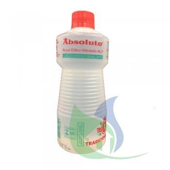 Álcool Líquido 46% 500ML Tradicional - ABSOLUTO